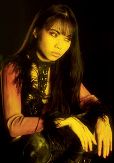 Thuy Trang as Kali in The Crow: City of Angels